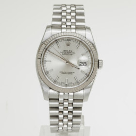 Rolex Rolex Datejust 116234-PO3 Men's Watch