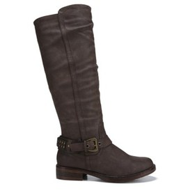 XOXO Women's Maison Wide Calf Knee High Boot