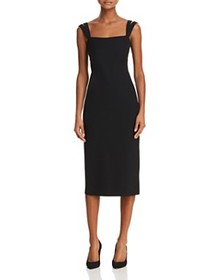 Theory Theory - Perfect Midi Sheath Dress