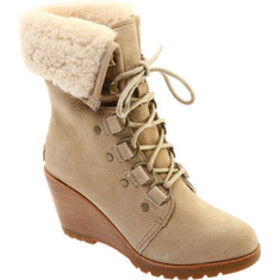 Sorel After Hours Lace Shearling Boot (Women's)
