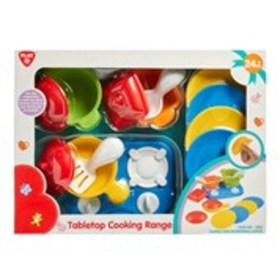PLAYGO Table Top Cooking Range