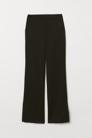 Pants with Slits