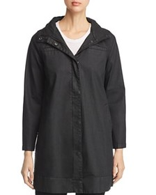 Eileen Fisher Eileen Fisher - Coated A-Line Jacket
