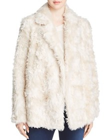Theory Theory - Clairene Faux-Fur Coat