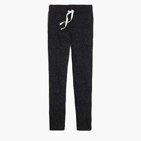 J. Crew Factory factory womens Marled jogger sweat