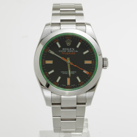 Rolex Rolex Milgauss 116400GV-PO2 Men's Watch