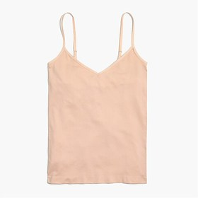 J. Crew Factory factory womens Seamless cami top