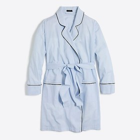 J. Crew Factory factory womens Robe in end-on-end