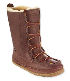 Women's Wicked Good® Lodge Boots, Leather