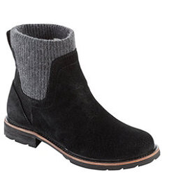 Women's East Point Boot, Chelsea Suede