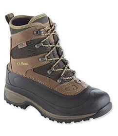 Women's Waterproof Wildcat Boots, Insulated Lace-U