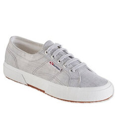 Superga Classic COTU 2750 Sneakers, Shirt Fabric