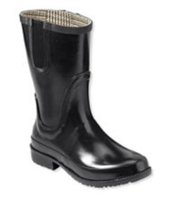 L.L.Bean Wellies Rain Boots, Mid