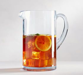 Happy Hour Acrylic Pitcher - Clear