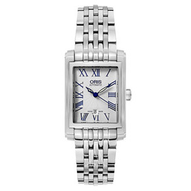 Oris Oris Rectangular 01561765640710781782 Women's