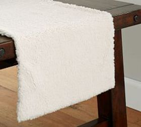 Sherpa Centerpiece Table Runner