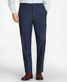 Regent Fit Hairline Stripe Trousers
