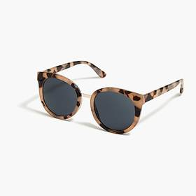 J. Crew Factory factory womens Sunglasses with met