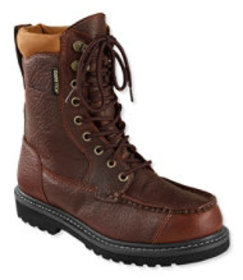 Gore-Tex Kangaroo Upland Boots, Moc-Toe Leather In