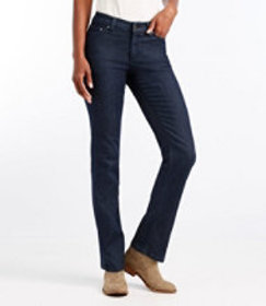 True Shape Lightweight Jeans, Classic Fit Straight