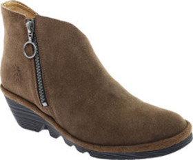 FLY London Poro Wedge Ankle Boot (Women's)