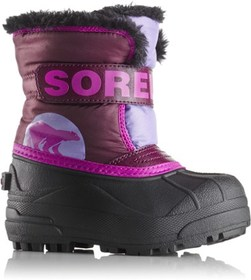SorelSnow Commander Winter Boots - Toddlers'