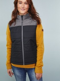 United By BlueBison Puffer Insulated Vest - Women'