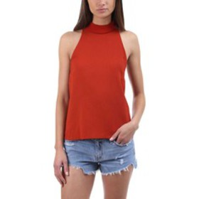 A.L.C. Olympia Moc-Neck Sleeveless Top (Women's)
