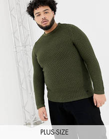 Only & Sons crew neck knitted sweater