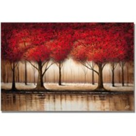 "Rio ""Parade of Red Trees"""