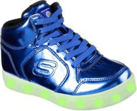 Skechers S Lights Energy Lights Eliptic High Top S