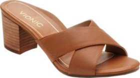 Vionic Lorne Heeled Slide (Women's)