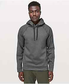 City Sweat Pullover Hoodie Thermo
