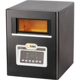 Soleil Electric Infrared Cabinet Space Heater, 150