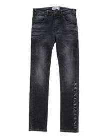 JOHN GALLIANO KIDS JOHN GALLIANO KIDS - Denim pant