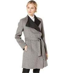 Calvin Klein Fashion Double Faced Wool with Spread