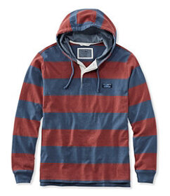 Lakewashed Rugby, Traditional Fit Long-Sleeve Hood