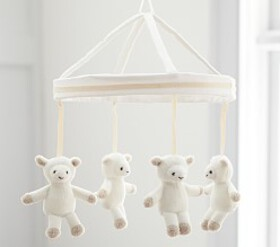 Harper Lamb Crib Mobile