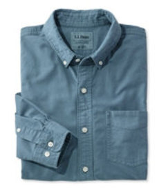 Lakewashed Sport Shirt, Slightly Fitted