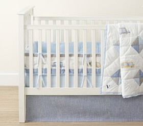 Mason Cars Baby Bedding