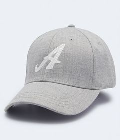 """""""A"""" Logo Fitted Hat"""