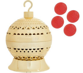 HomeWorx by Harry Slatkin TreeWorx Ornament Ball w