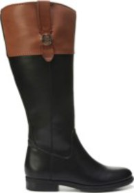 Tommy Hilfiger Women's Shano Wide Calf Riding Boot