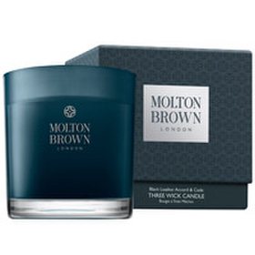 Molton Brown Black Leather Accord and Cade Single