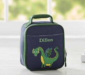 Classic Critter Dragon Lunch Bag