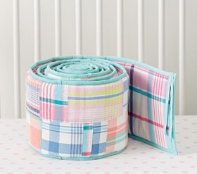 Madras Baby Bedding