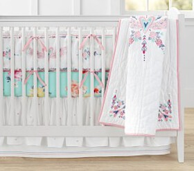 Junk Gypsy Country Blooms Baby Bedding