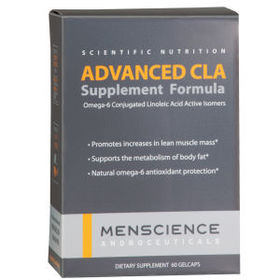 Menscience Advanced CLA Lean Muscle Support Supple
