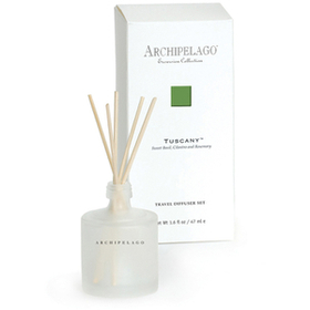 Archipelago Botanicals Excursion Collection Travel