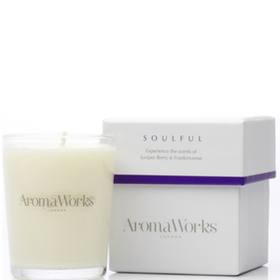 AromaWorks Soulful Candle 10cl